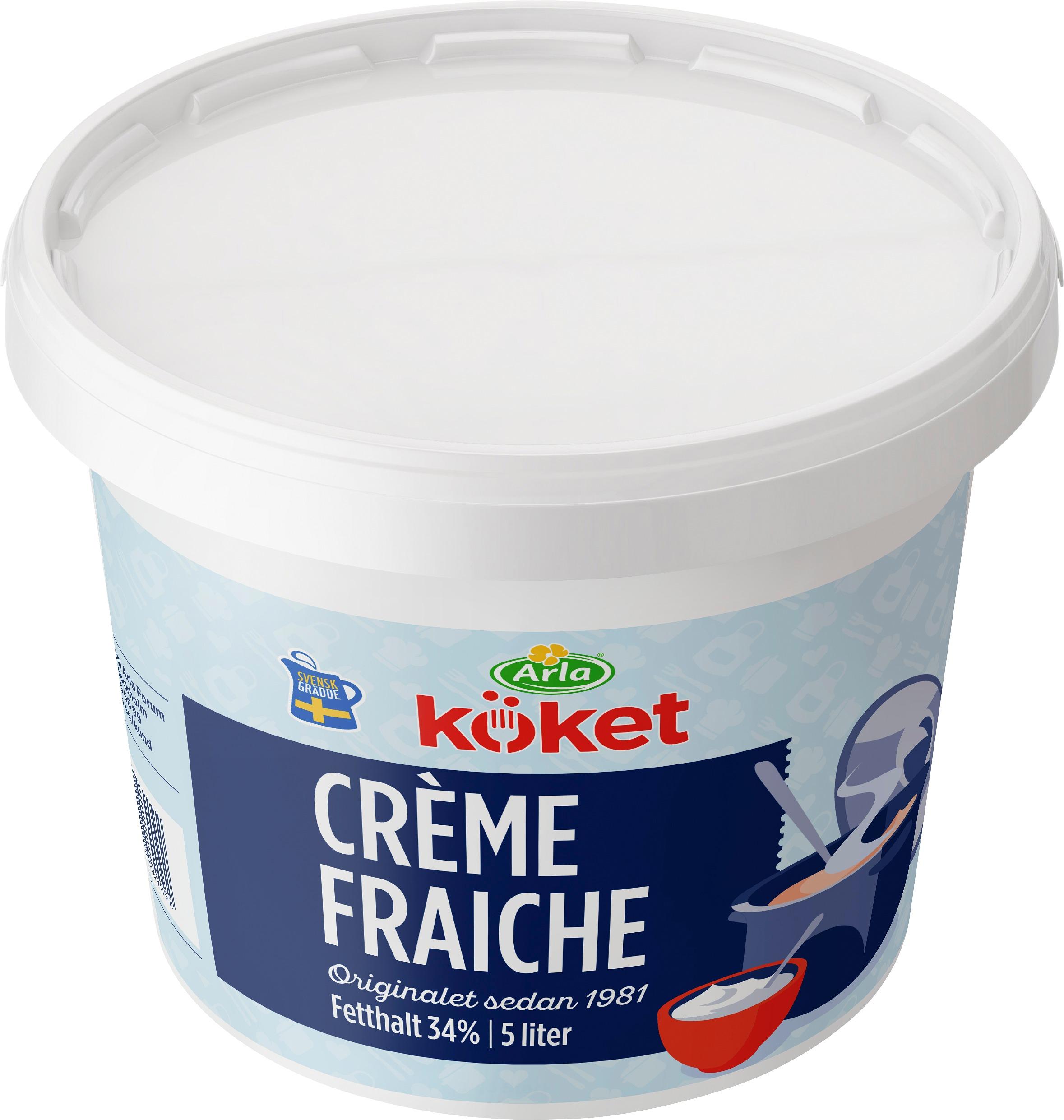 Crème Fraiche 34%
