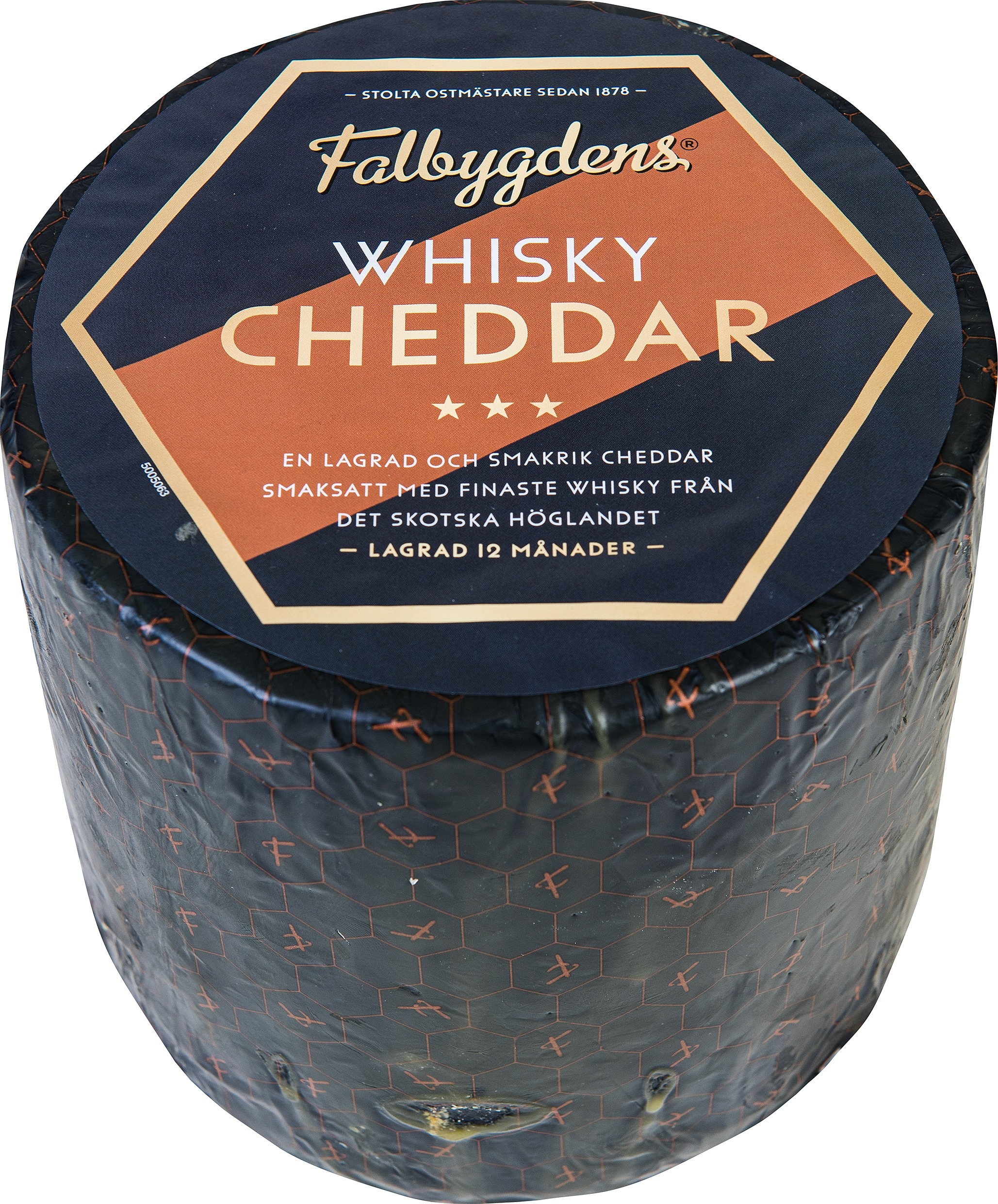 Cheddar Whisky 12m 32% stor helost