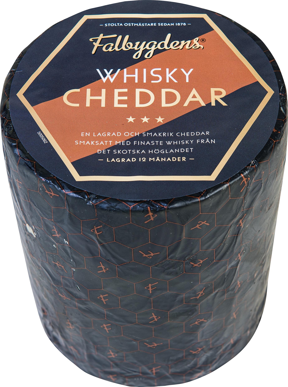 Cheddar Whisky 12m 32% liten helost