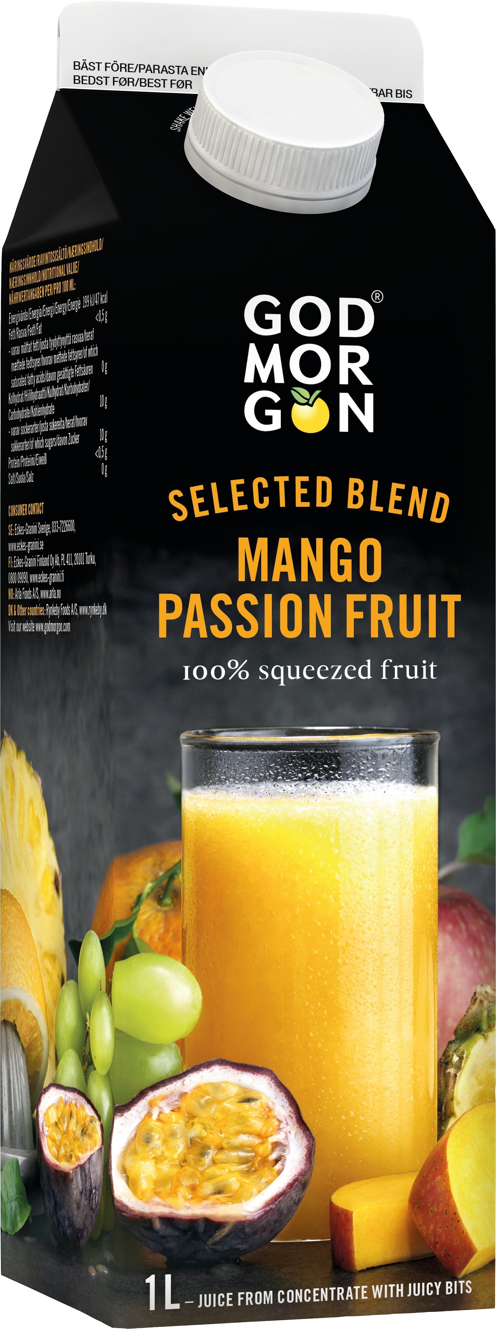 Mango Passion Fruit